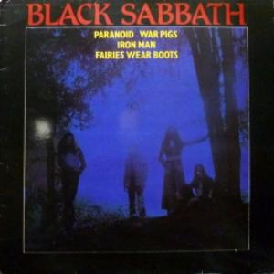 Black Sabbath - Black Sabbath (EP) (Clear Vinyl)