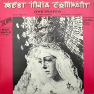 West India Company (Blancmange + Vince Clarke) - Ave Maria (Orange Vinyl)