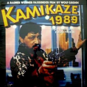 Edgar Froese (Tangerine Dream) - Kamikaze 1989
