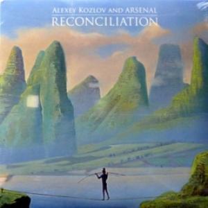 Алексей Козлов и Арсенал - Reconciliation (Clear Vinyl)