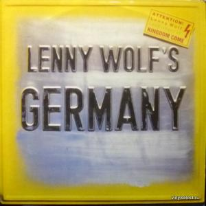 Lenny Wolf's Germany (Kingdom Come) - Lenny Wolf's Germany (Blue Vinyl)
