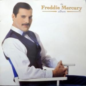 Freddie Mercury - The Freddie Mercury Album (+ Poster)
