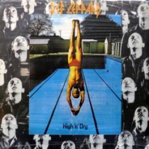 Def Leppard - High'n'Dry