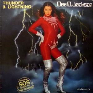 Dee D.Jackson - Thunder & Lightning