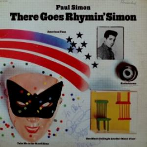 Paul Simon - There Goes Rhymin' Simon (*Autographed)