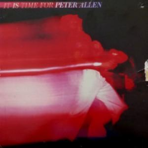 Peter Allen - It Is Time For Peter Allen
