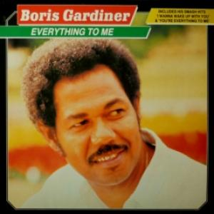 Boris Gardiner - Everything To Me
