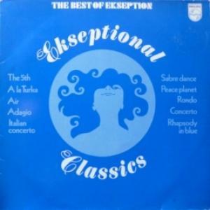 Ekseption - Ekseptional Classics - The Best Of Ekseption
