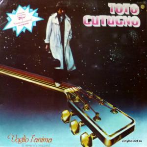 Toto Cutugno - Voglio L'Anima (Dame El Corazon)