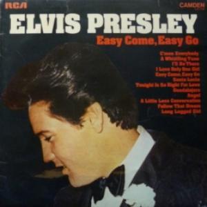 Elvis Presley - Easy Come, Easy Go