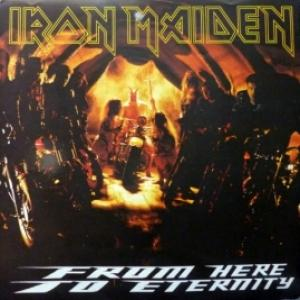 Iron Maiden - From Here To Eternity (Poster-Bag Sleeve, Promo)