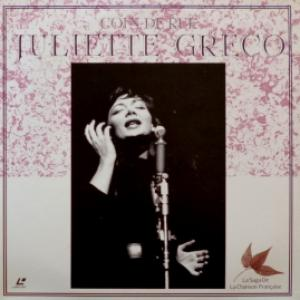 Juliette Greco - Coin De Rue