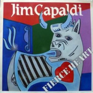 Jim Capaldi (ex-Traffic) - Fierce Heart