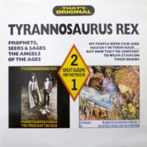 T. Rex - Prophets, Seers & Sages, The Angels Of The Ages / My People Were Fair And Had Sky In Their Hair... (UK)