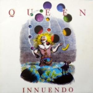 Queen - Innuendo (LP+7