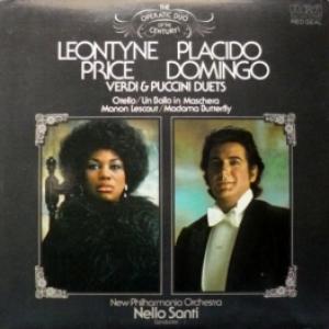 Leontyne Price & Placido Domingo - Verdi & Puccini Duets (feat. Nello Santi & New Philarmonia Orchestra)