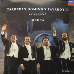 Carreras, Domingo, Pavarotti (The Three Tenors) - In Concert (feat. Zubin Mehta)