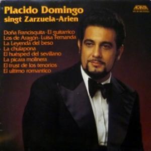 Placido Domingo - Singt Zarzuela-Arien (feat. Garcia Navarro & Orquesta Sinfonica De Barcelona)