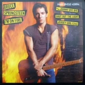 Bruce Springsteen - I'm On Fire