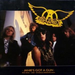 Aerosmith - Janie's Got A Gun / Rag Doll - Live! / Voodoo Medicine Man