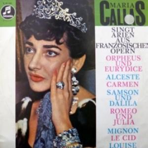 Maria Callas - Singt Arien Aus Französischen Opern (feat. Georges Prêtre & Orchestre National De La RTF)