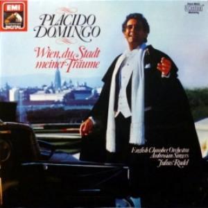 Placido Domingo - Wien, Du Stadt Meiner Träume (feat. Julius Rudel & English Chamber Orchestra)