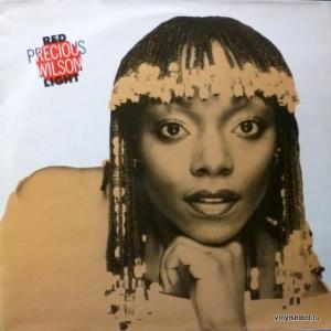 Precious Wilson (ex-Eruption) - Red Light (produced by Frank Farian)