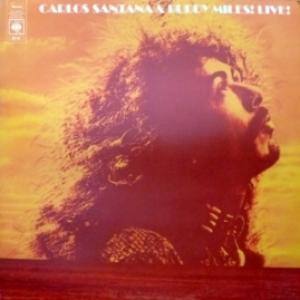 Santana - Carlos Santana & Buddy Miles! Live !