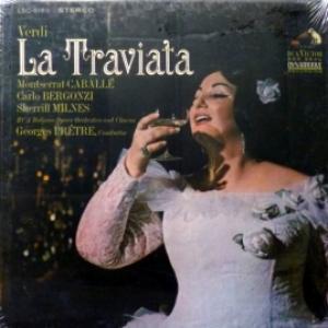 Giuseppe Verdi - La Traviata (feat. Montserrat Caballé, Carlo Bergonzi, Sherrill Milnes, Georges Prêtre...)