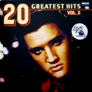 Elvis Presley - 20 Greatest Hits Vol. 2