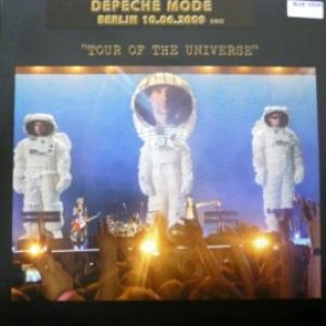 Depeche Mode - Tour Of The Universe: Berlin 10.06.2009 (3LP Blue Vinyl Box)