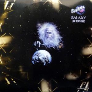 Rockets - Galaxy Live Terni 1980 (White & Grey Vinyl)