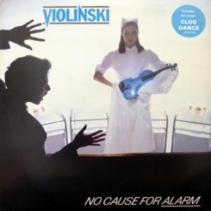 Violinski (ex-ELO) - No Cause For Alarm