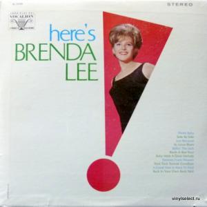 Brenda Lee - Here's Brenda Lee