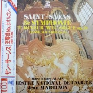 Camille Saint-Saens - 3e Symphonie En Ut Mineur Avec Orgue op.78, Danse Macabre op.40