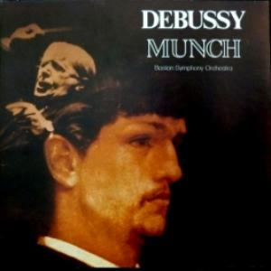 Claude Debussy - Charles Munch Conducts Debussy