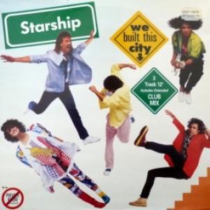 Starship (ex- Jefferson Airplane, Jefferson Starship) - We Built This City