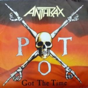 Anthrax - Got The Time (Ltd. Poster Sleeve)