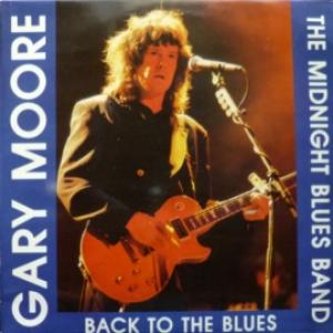 Gary Moore - Back To The Blues (feat. Midnight Blues Band) (Brown Vinyl, Dark Green Vinyl)