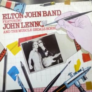 Elton John Band Feat. John Lennon & The Muscle Shoals Horns - Elton John Band Feat. John Lennon & The Muscle Shoals Horns (Club Edition)