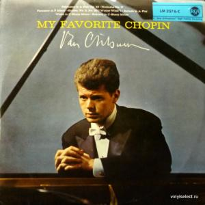 Van Cliburn - My Favorite Chopin