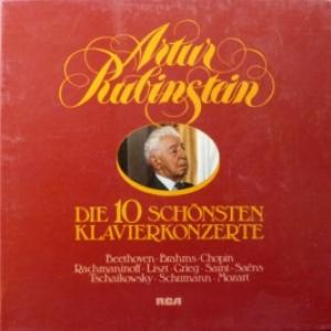 Artur Rubinstein - Die 10 Schonsten Klavierkonzerte