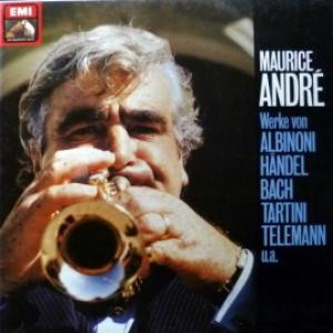 Maurice Andre - Werke Von Albinoni, Handel, Bach, Tartini, Telemann...