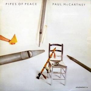 Paul McCartney - Pipes Of Peace (feat. Michael Jackson)