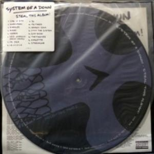 System Of A Down - Steal This Album! (2LP Picture Vinyl)