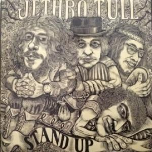 Jethro Tull - Stand Up (UK, 1st press)