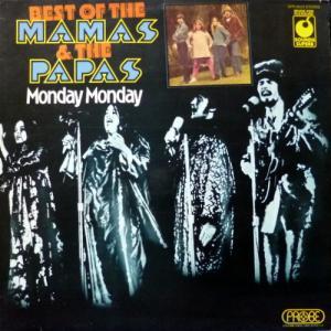 Mamas & Papas,The - Best Of The Mamas & The Papas - Monday Monday
