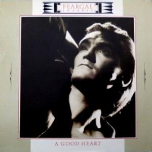 Feargal Sharkey - A Good Heart (produced by David A. Stewart)