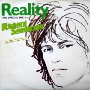 Richard Sanderson - Reality (Green Transparent Vinyl)