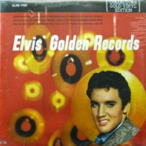 Elvis Presley - Elvis' Golden Records (Gold Vinyl)